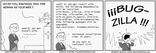 sudo apt-get install wife