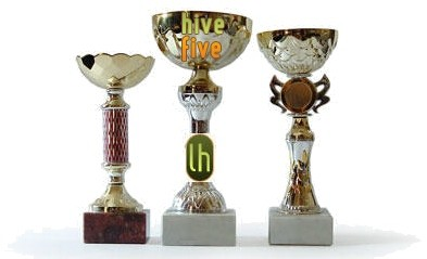 The Hive Five Winners